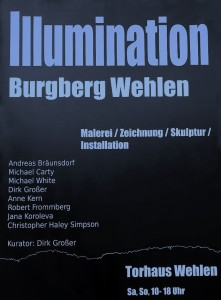 ILLUMITATION BURGBERG WEHLEN, 2018